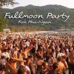 สถานที่ท่องเที่ยวปาร์ตี้ Full Moon เกาะพะงัน