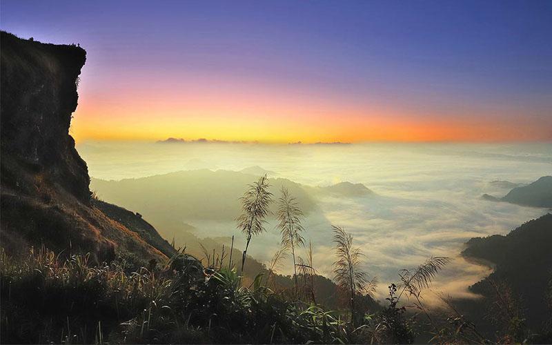 ท่องเที่ยวภูชี้ฟ้า ชมทะเลหมอก เหนือสุดในประเทศ